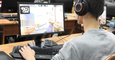 Turniej gier komputerowych: League of Legends oraz Counter-Strike: Global Offensive