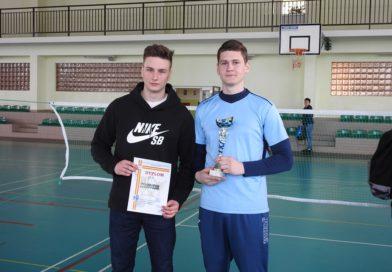 Turniej w Badmintonie Chłopców