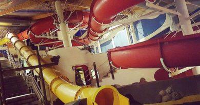 Wyjazd do Aquaparku w Pluskach